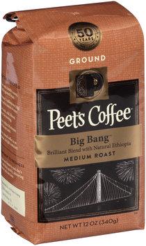 peet's coffee® big bang™ medium roast ground coffee