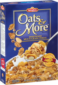 Springfield® Oats & More® Brand Cereal 14.5 oz. Box