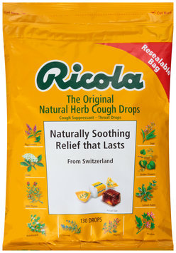 Ricola® The Original Natural Herb Cough Drops 130 ct Bag