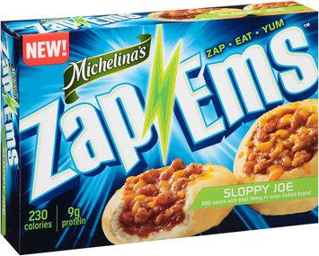 Michelina's® Zap 'Ems™ Sloppy Joe 4 oz. Box