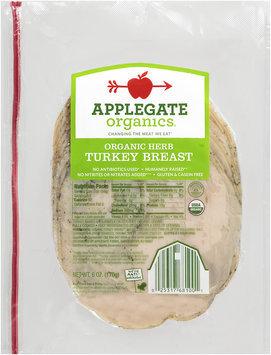 Applegate Organics® Organic Herb Turkey Breast