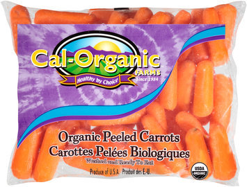 Cal-Organic Farms® Healthy By Choice Organic Peeled Carrots 16 oz. Bag