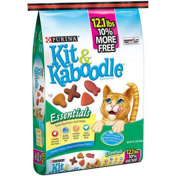 Purina Kit & Kaboodle Essentials Cat Food 12.1 lb. Bag