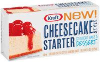 Kraft Cheesecake Style Starter Baking Base 8 oz. Box