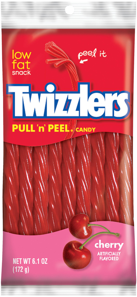 Twizzlers Pull 'n' Peel® Cherry Candy