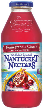 Nantucket Nectars® 100% Pomegranate Cherry Juice