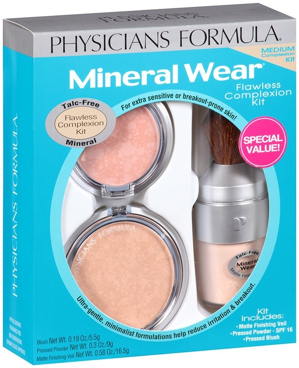 Physicians Formula® Mineral Wear® Medium Flawless Complexion Kit