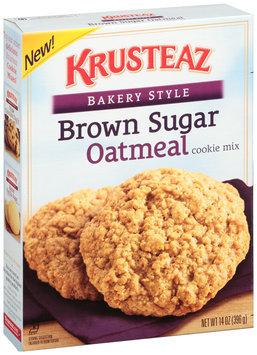 Krusteaz® Bakery Style Brown Sugar Oatmeal Cookie Mix 14 oz. Box