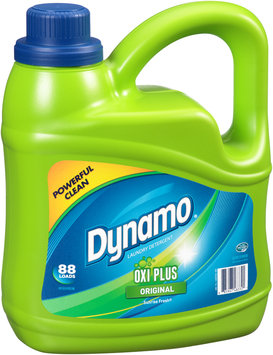 Dynamo® Oxi Plus Original Sunrise Fresh® Laundry Detergent 134 fl. oz. Plastic Jug