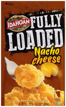 Idahoan® Fully Loaded™ Nacho Cheese Mashed Potatoes 4 oz. Pouch