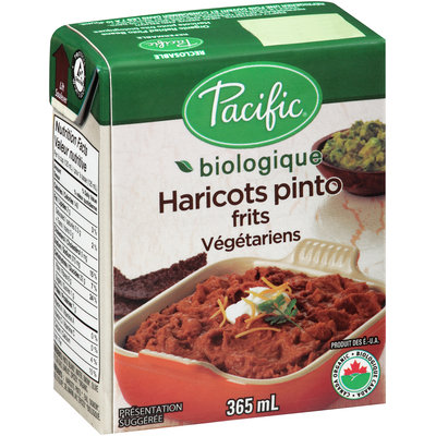 Pacific® Organic Vegetarian Refried Pinto Beans