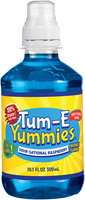 Tum-E Yummies Sour-Sational Raspberry Flavored Beverage 10.1 oz Plastic Bottle