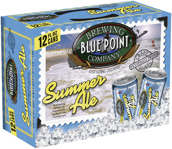 Blue Point Brewing Co.® Summer Ale 12-12 fl. oz. Cans