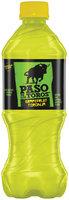 Paso De Los Toros™ Grapefruit Toronja Soda Plastic Bottle
