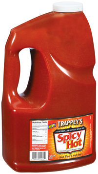 Trappey's Spicy Hot Cayenne Pepper Sauce 1 Gal Jug