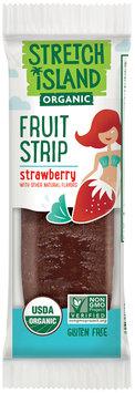 Stretch Island Strawberry Organic Fruit Strip 0.5 oz. Pack