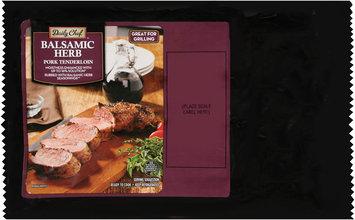 Daily Chef™ Balsamic Herb Pork Tenderloin 2 ct Pack