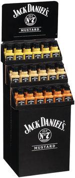 Jack Daniel's® Old No. 7® Jalapeno/Whole Grain/Chipotle Mustard 36 ct Corrugated Display