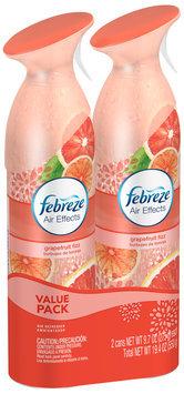 Air Effects Febreze Air Effects Grapefruit Fizz Air Freshener (2 Count, 9.7 Oz each)
