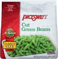 ALL NATURAL Cut Green Beans 28 OZ STAND UP BAG