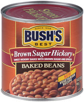 Bush's® Best Brown Sugar Hickory Baked Beans 16 oz. Can