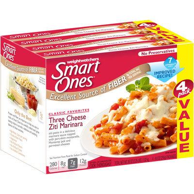 Weight Watchers Smart Ones® Classic Favorites Three Cheese Ziti Marinara 36 oz. Box