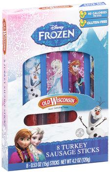 Old Wisconsin® Disney Frozen 4.2 oz., 8-count Turkey Sausage Snack Sticks