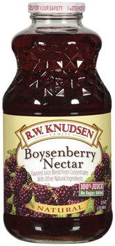 R.W. Knudsen Boysenberry Nectar Juice Blend 32 oz Bottle