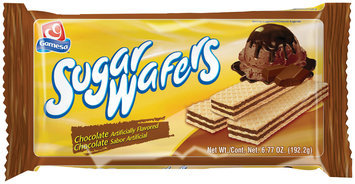 Gamesa Chocolate Sugar Wafers 6.7 Oz Package