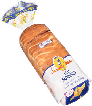 Evangeline Maid® Old Fashioned Enriched Bread 24 oz. Loaf