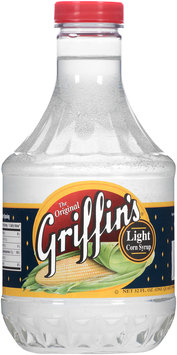 Griffin's® Light Corn Syrup 32 fl. oz. Plastic Bottle