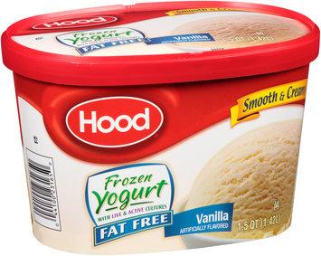 Hood® Fat Free Vanilla Frozen Yogurt