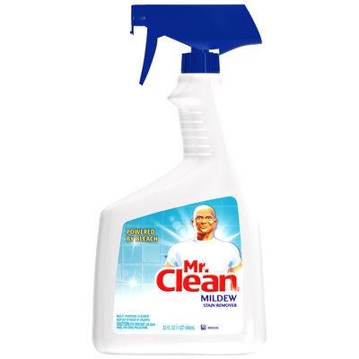 Mr. Clean Mildew Stain Remover Spray 32 fl. oz. Trigger Spray