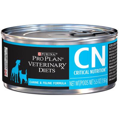 PRO PLAN® CN Critical Nutrition™ Canine and Feline Formula