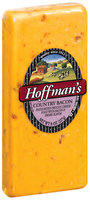 Hoffman's Country Bacon Cheese 8 Oz Brick