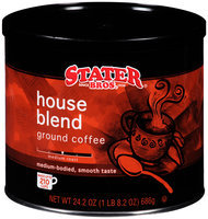 Stater Bros.® House Blend Ground Coffee 24.2 oz. Canister