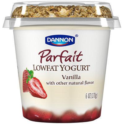 Activia Parfait Lowfat Yogurt Vanilla 6 OZ CUP