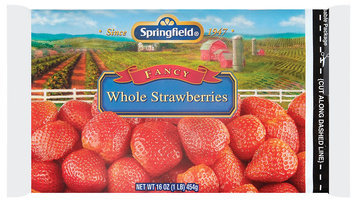 Springfield® Fancy Whole Strawberries 16 oz. Bag