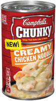 Campbell's® Chunky™ Creamy Chicken Noodle Soup 18.8 oz. Can