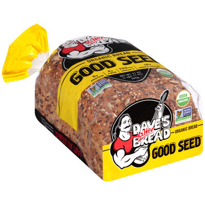 Dave's Killer Bread® Good Seed® Organic Bread 27 oz. Bag