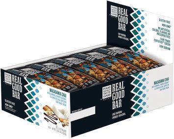 Food Should Taste Good® Macadamia Chai Real Good Bar 15 ct Box