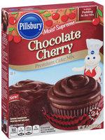 Pillsbury Moist Supreme® Chocolate Cherry Premium Cake Mix 15.25 oz. Box