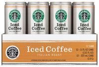 STARBUCKS® Italian Roast Iced Coffee