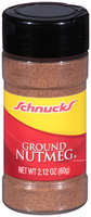 Schnucks® Ground Nutmeg 2.12  oz. Shaker