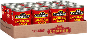 La Costena® Red Enchilada Sauce 12-14.81 oz. Cans