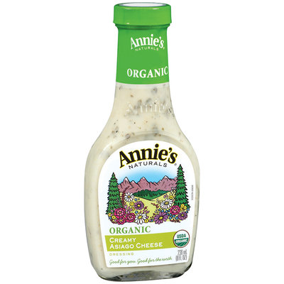 Annie's Naturals® Organic Creamy Asiago Cheese Dressing