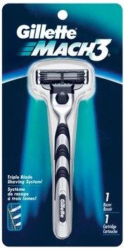 Gillette® Mach3® Manual Men's Razor