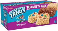 Kellogg's® Rice Krispies Treats Varitey Pack