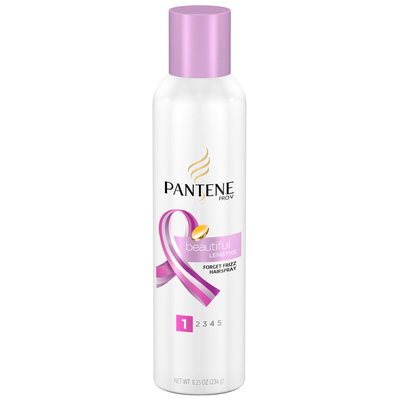 Pantene Pro-V Beautiful Lengths Forget Frizz Hairspray
