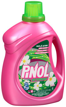 Pinol® Fresh Liquid Laundry Detergent 100 fl. oz. Bottle